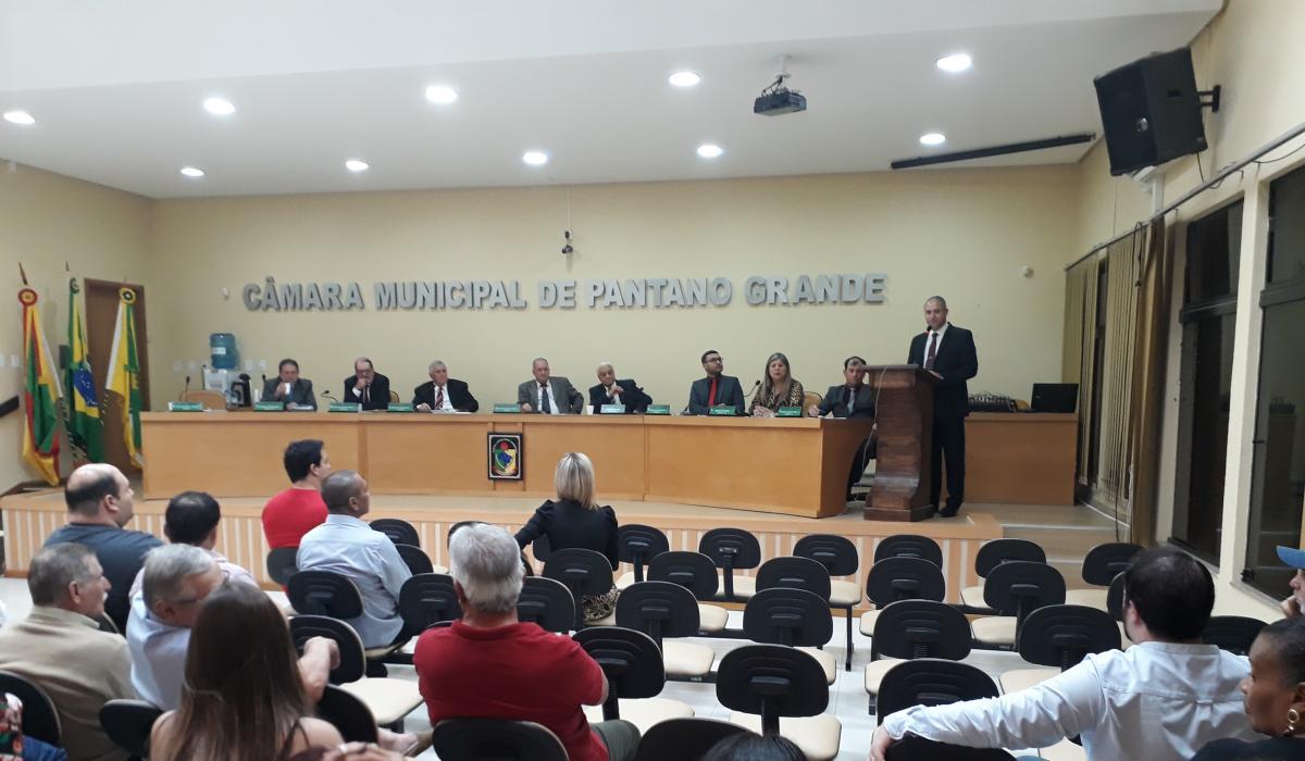 Sessão Ordinária de 18 de junho de 2019